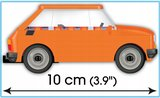 Predom N126E & Fiat 126 bouwset_