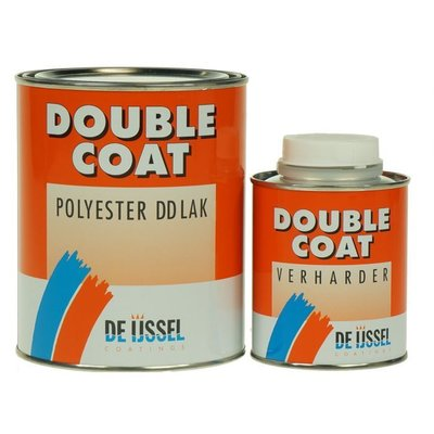 Double Coat Zijdeglans