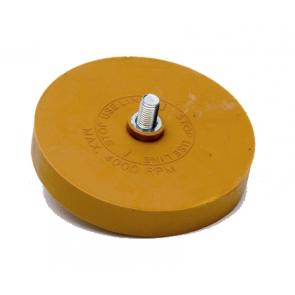 Caramelschijf (stickerverwijderaar)