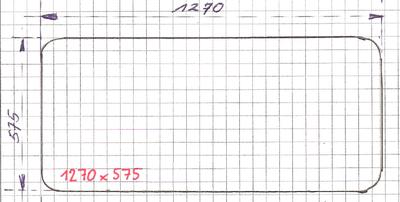 Raam 1270/575
